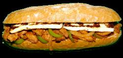 chicken-fajita-torta-fajita-de-pollo-los-angeles-by-tortas-ahogadas-el-guero